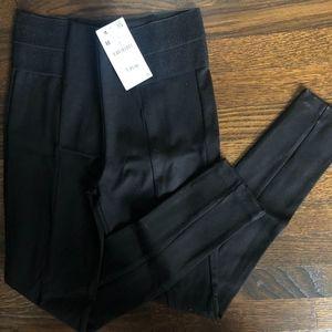 Zara Black Pant-Leggings